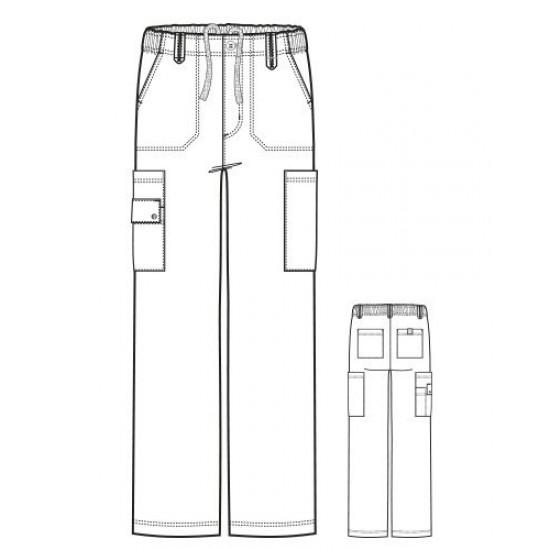 Мъжки панталон WW WONDER FLEX, Модел 5618