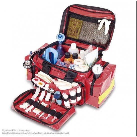 Чанта за спешна помощ  ЕМ 13.021
