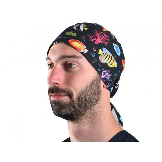 Хирургична кърпа за глава, Модел 20807