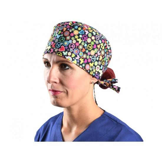Хирургична кърпа за глава, Модел 20809