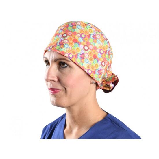 Хирургична кърпа за глава, Модел 20810