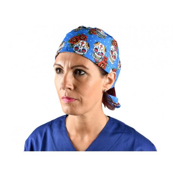 Хирургична кърпа за глава, Модел 20818