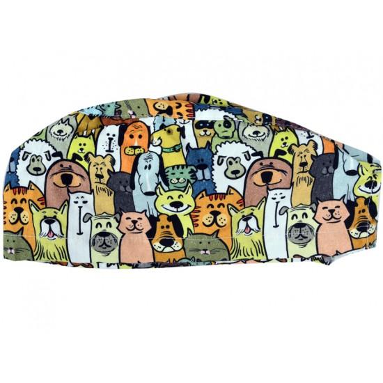 Хирургична кърпа за глава, Модел 20822