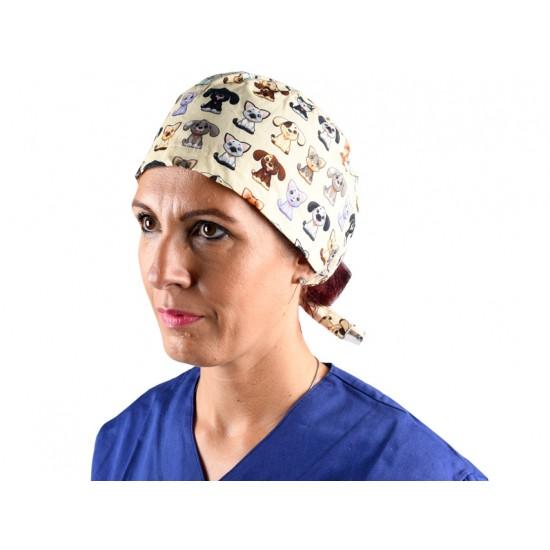 Хирургична кърпа за глава, Модел 20823