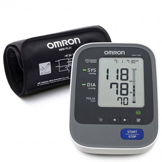 Апарат за кръвно налягане OMRON M7 INTELLI IT