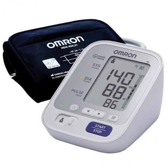 Апарат за кръвно налягане OMRON M3