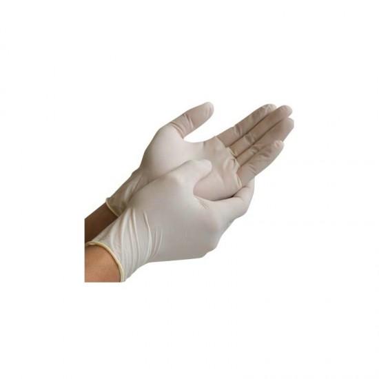 Ръкавици латекс, без талк