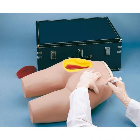 Симулатор за интрамускулно инжектиране