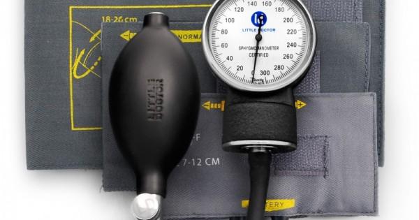 апарат за кръвно налягане, сфигмоманометър