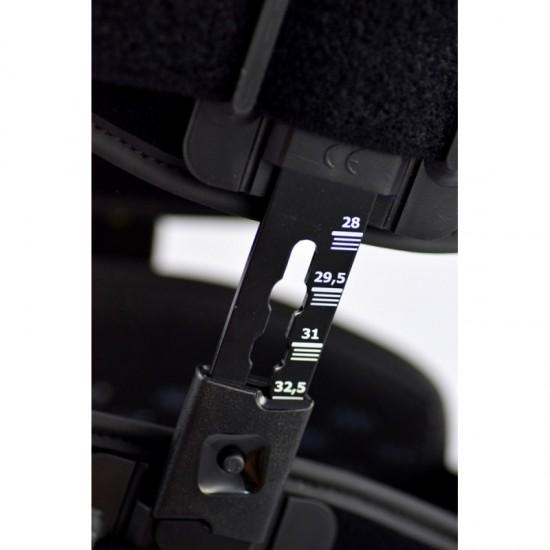 9249 Стабилизатор за коляно с градусови шини
